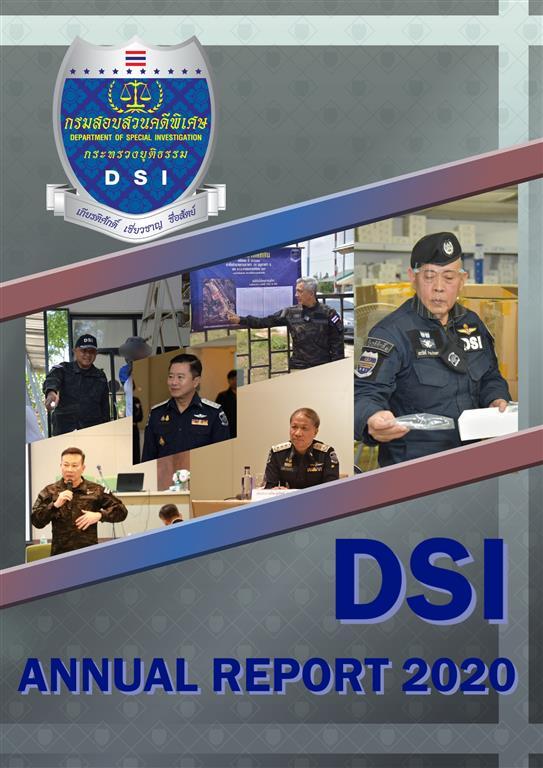 DSI Annual Report 2020