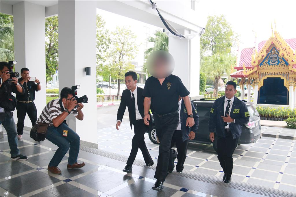 DSI จับกุมตัวบรรณาธิการบริหารหนังสือพิมพ์ตำรวจพลเมือง