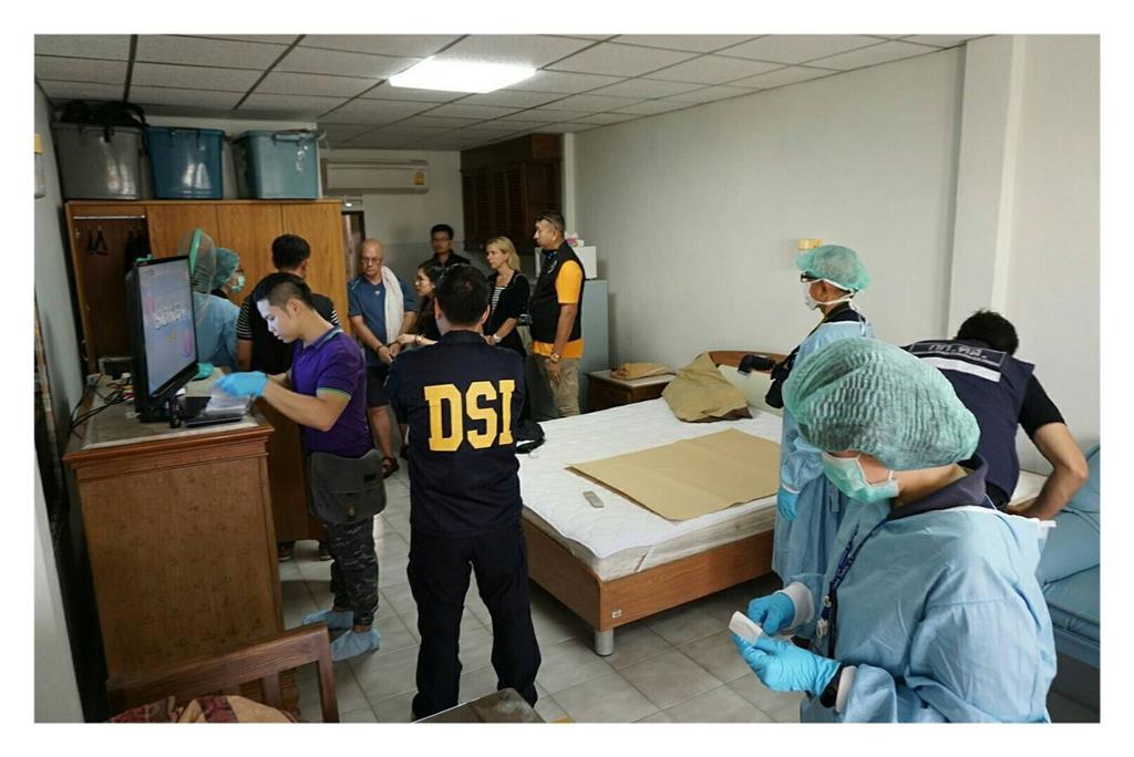 DSI บุกจับชาวต่างชาติล่วงละเมิดทางเพศเด็กกลางเมืองพัทยา