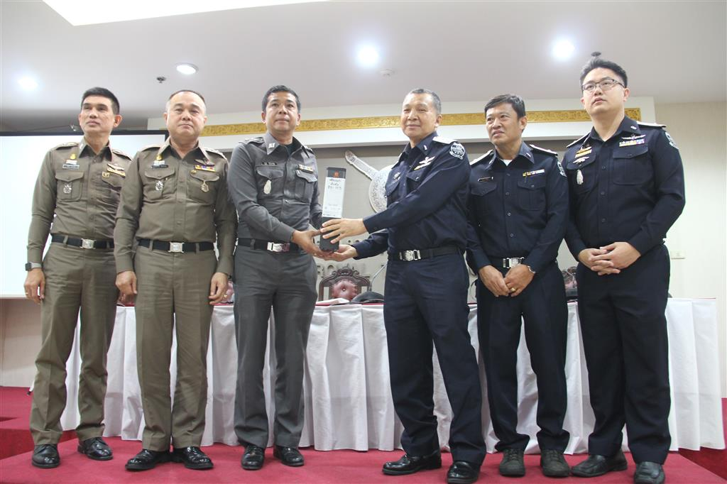 DSI received the Victoria Secret Case Files from the Royal Thai Police