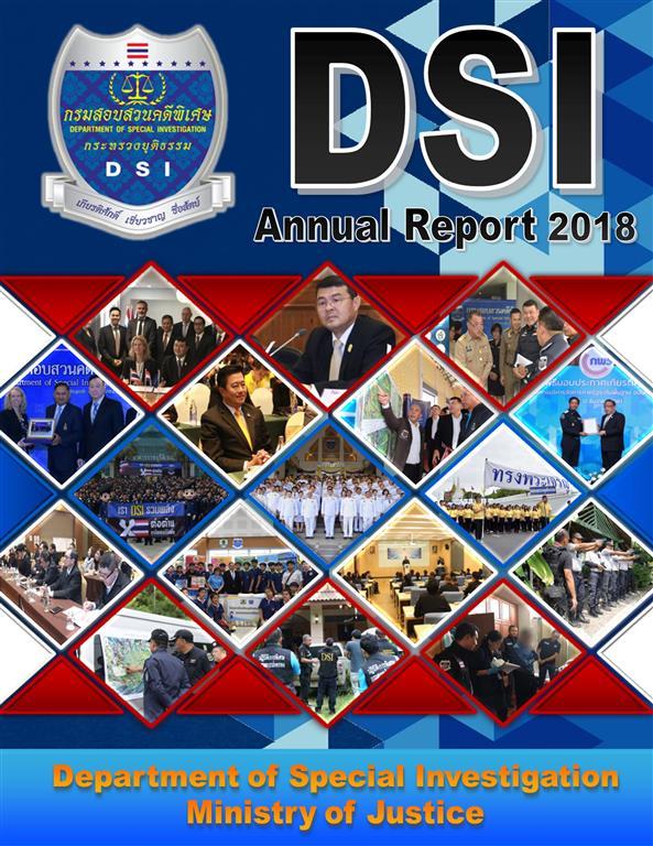 DSI Annual Report 2018