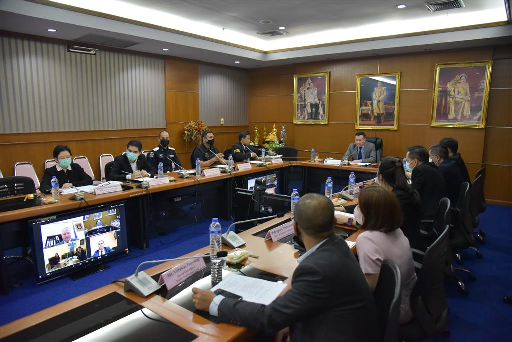 DSI and SBI of Ukraine met to start their relation and cooperation