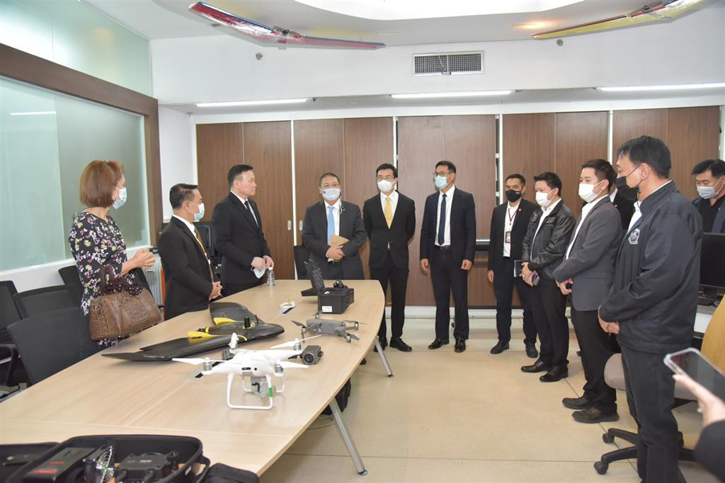 Executives of Office of the Ombudsman visited DSI