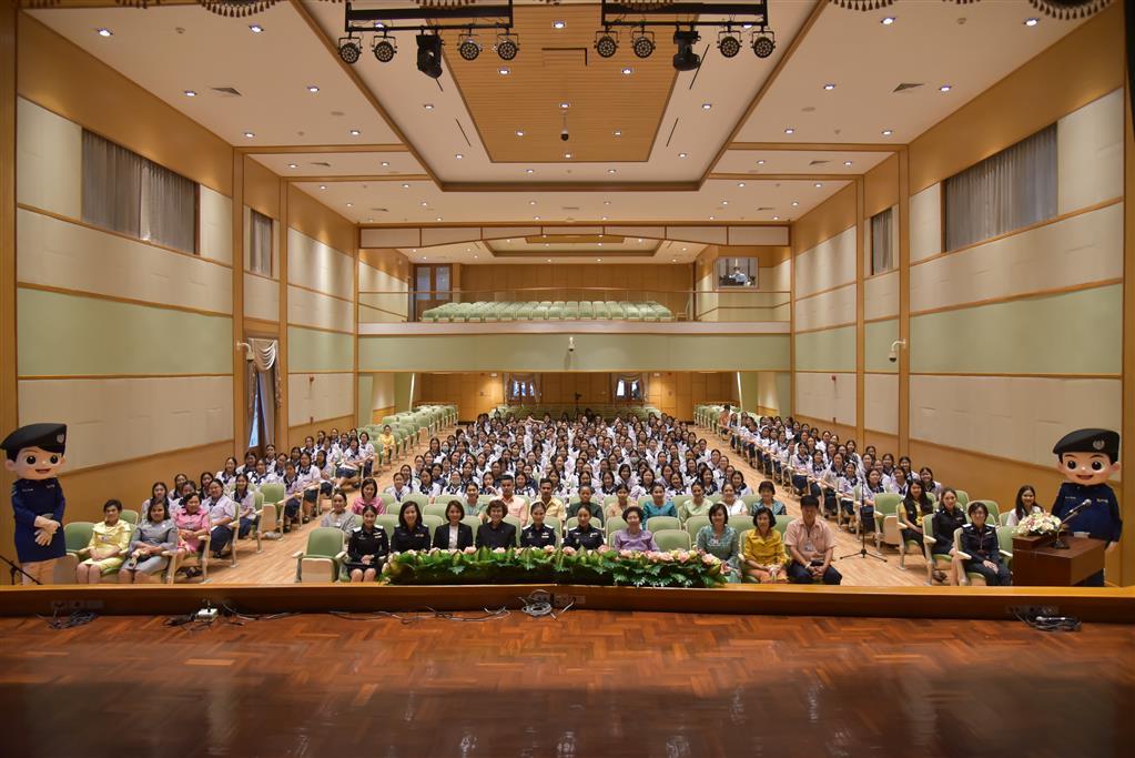 ดีเอสไอ ขับเคลื่อนโครงการโรงเรียนยุติธรรมอุปถัมภ์ ประเดิมลงพื้นที่ 'ราชินีบน  เป็นแห่งแรก ในปี 63