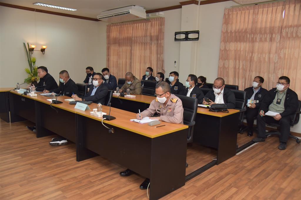 DSI met with related agencies on case of gambling venues